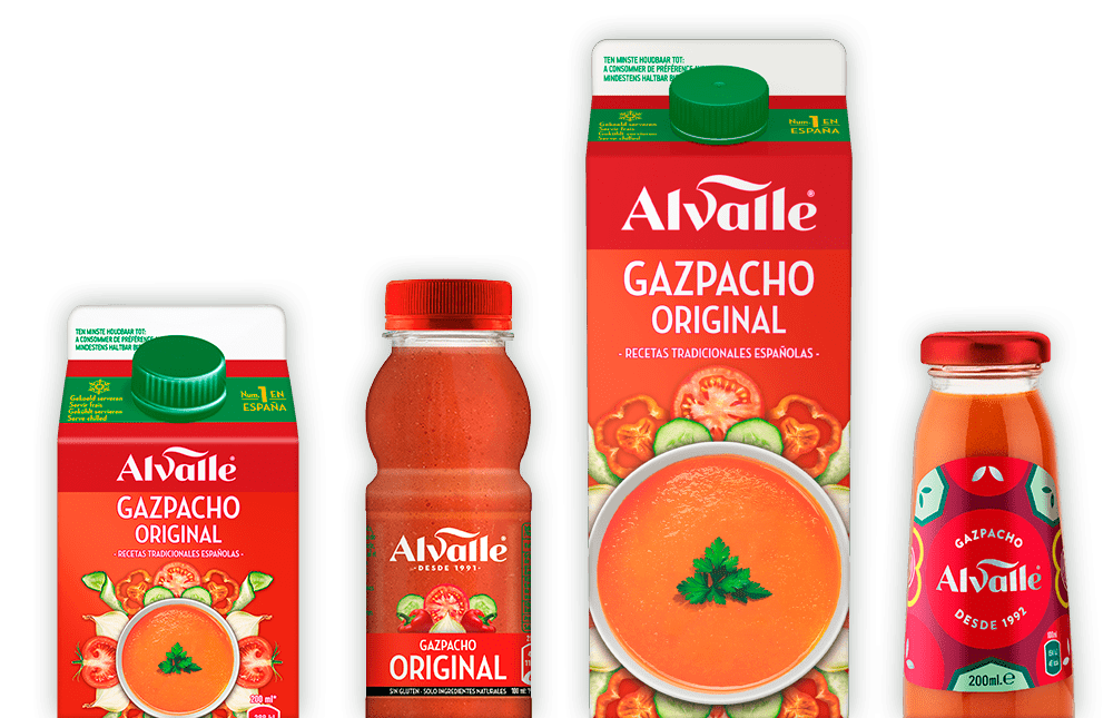 Alvalle Original Packs