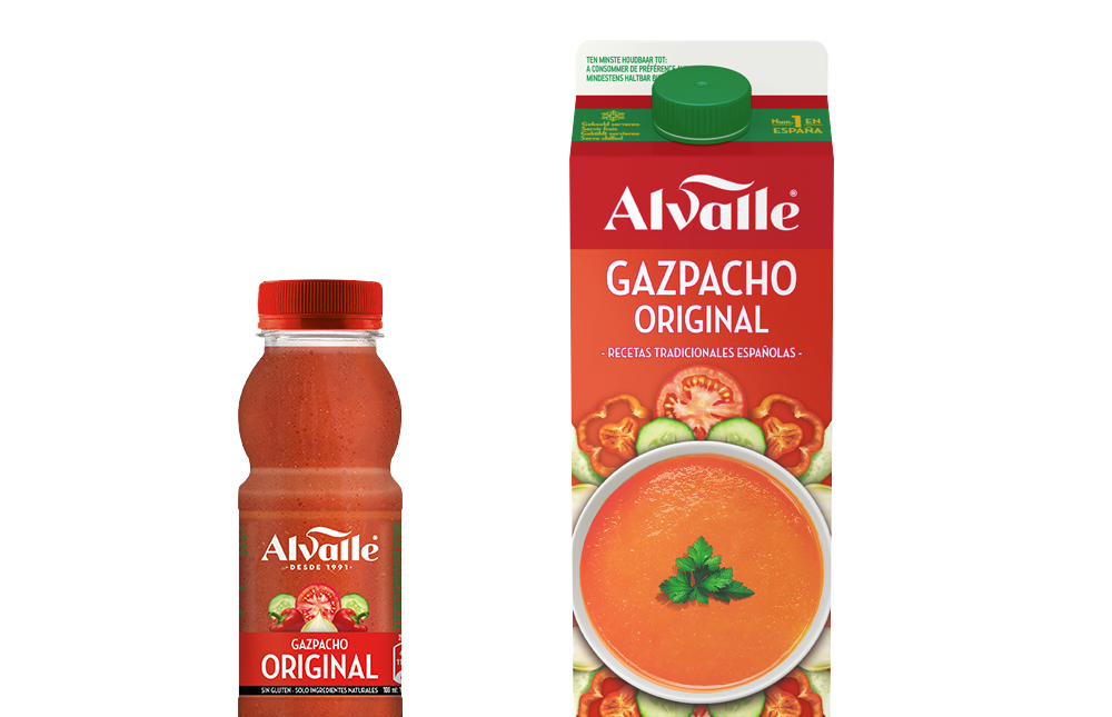 Packs Gazpacho Original